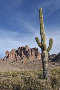 The Flatiron, Arizona
