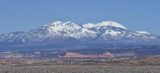 Abajo Mountains, Utah
