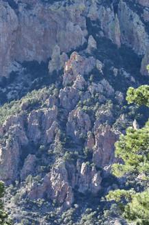 Rhyolite Cliffs