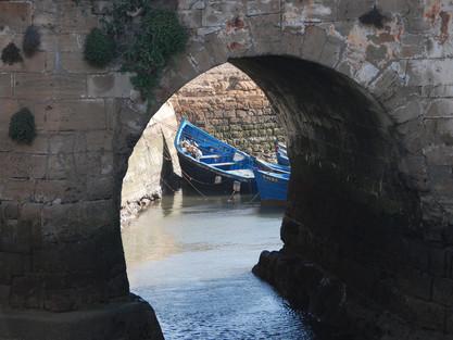 Essaouira Fishing Boat