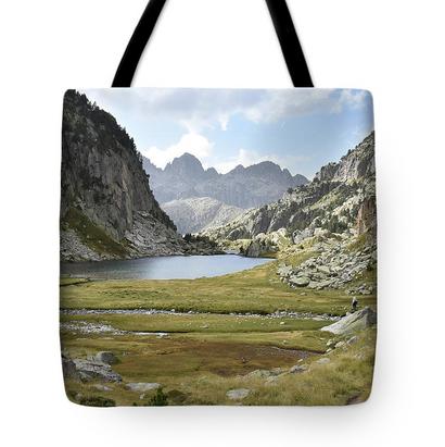 Pyrenees Tote Bag