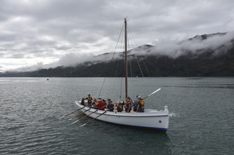Outward Bound boat