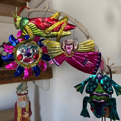 Ornaments - Pressed Tin Ornaments
