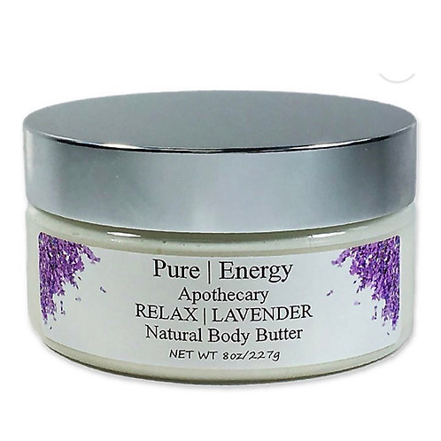 Body Butter/Lotion  - Lavender