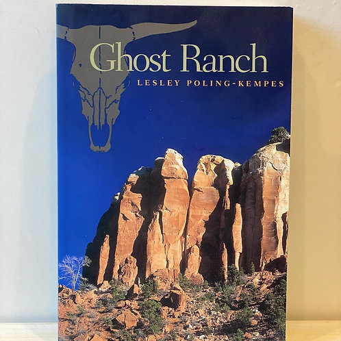 """Book - """"Ghost Ranch"""""""