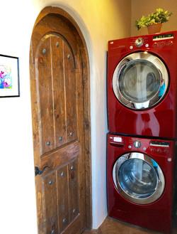 The Casita del Lago Laundry