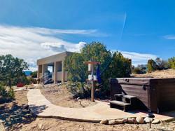 Abiquiú Lake Mesa Grounds Hot Tub