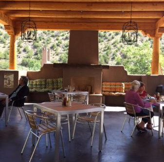 Cafe Abiquiu offers Convenient Breakfast, Lunch and Dinner!
