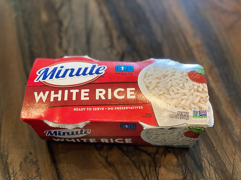 Rice - Minute Rice