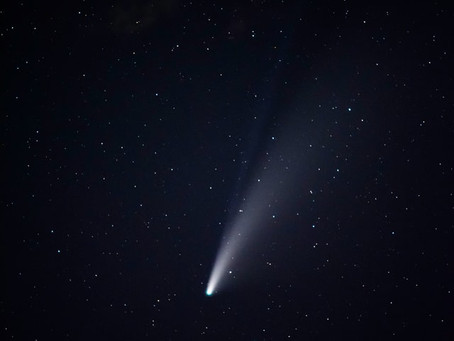 Comet Neowise's Show – Catch it Now or Wait 6,800 Years!