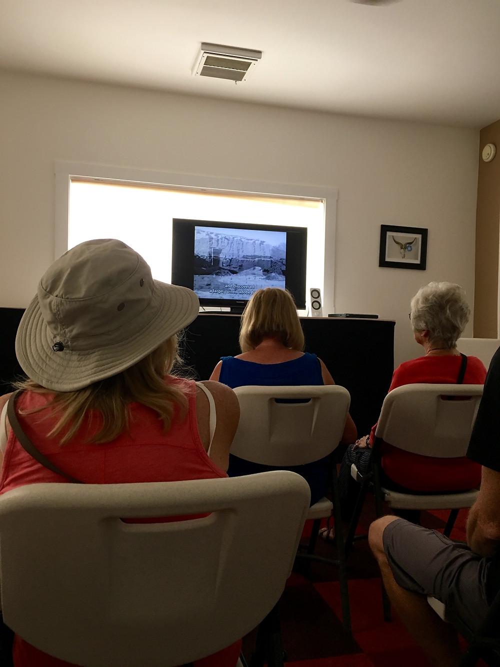Georgia O'Keeffe Tour Video, Abiquiu, NM