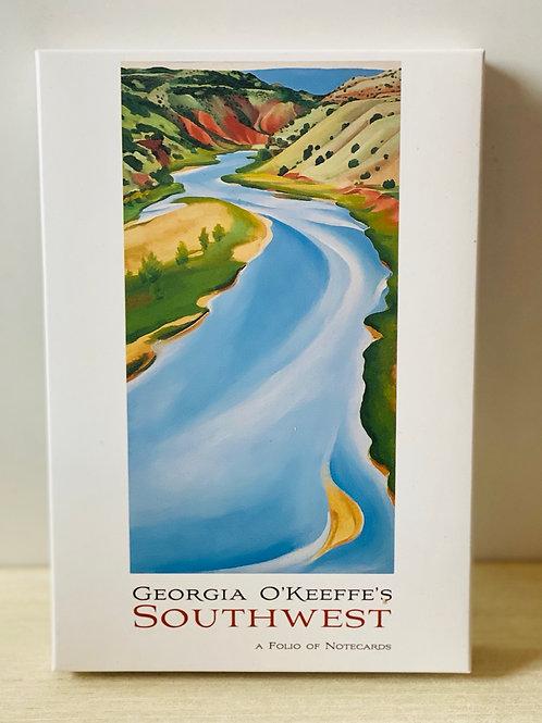 Note Cards - Georgia O'Keeffe Southwest
