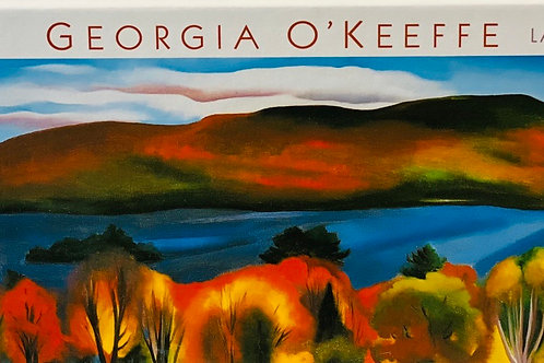 Note Cards: Georgia O'Keeffe Landscapes