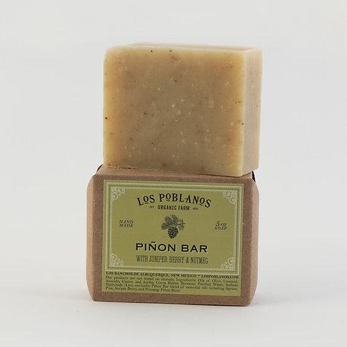 Soap - Los Poblanos Pinon Bar