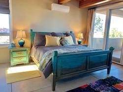 Abiquiu Lake Mesa Master Bedroom
