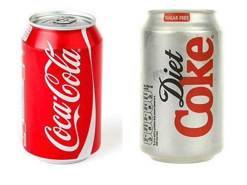 Coke or Diet Coke