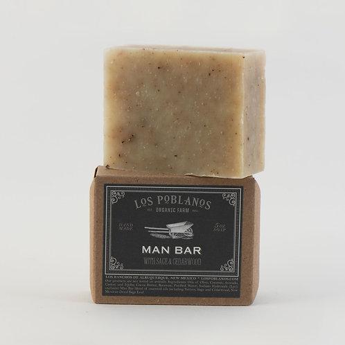 Soap - Los Poblanos Man Bar