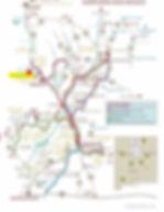 Map of Abiquiu NM