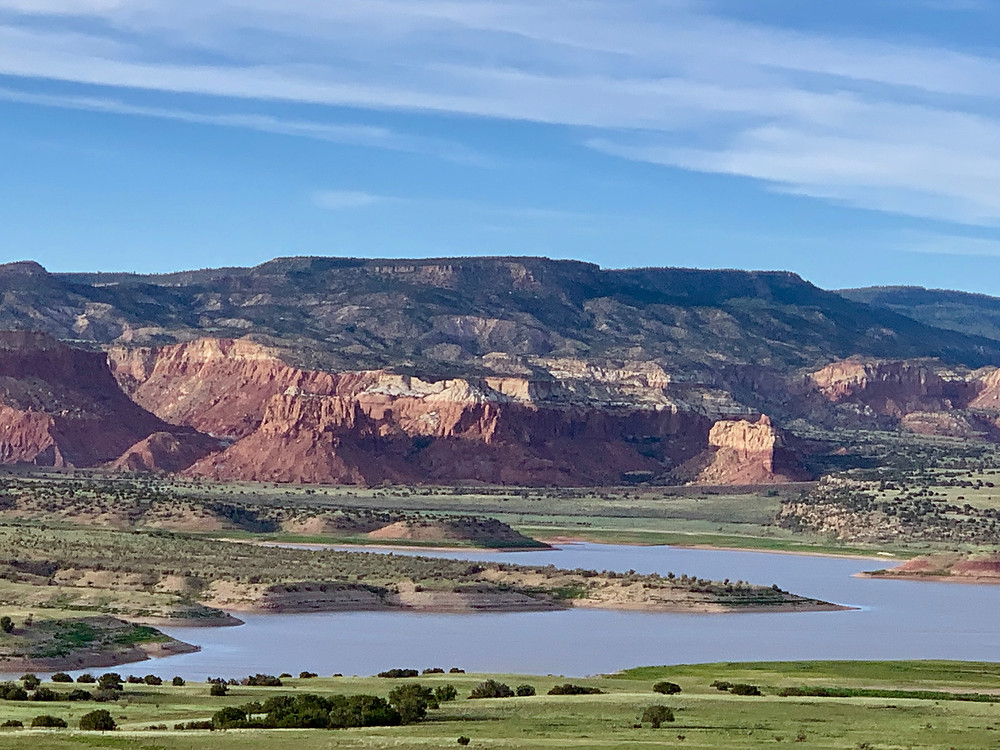 Beautiful Abiquiu Lake