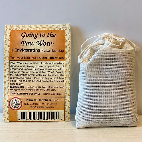Herbal Bath Bag