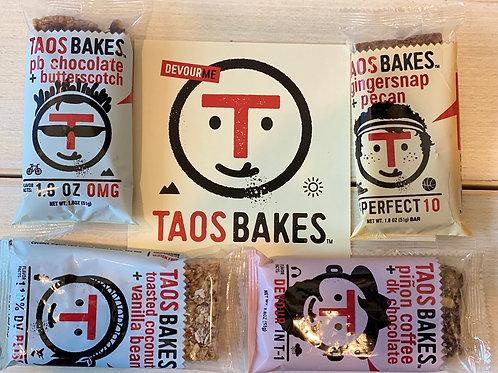 Bars - Taos Bakes Bars