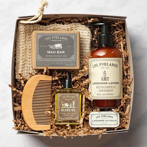 Father's Day/Man Kit - Los Poblanos Goft Box
