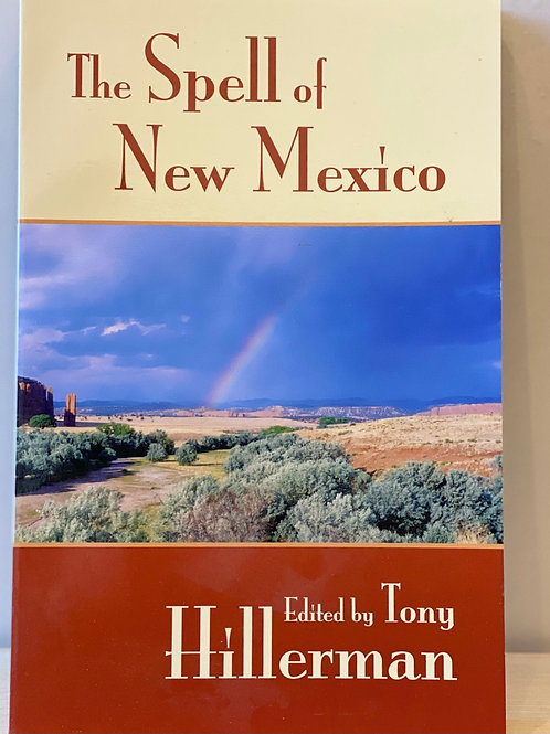 """Book - """"The Spell of New Mexico"""""""