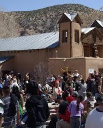 El Santuario de Chimayó Pilgrimage