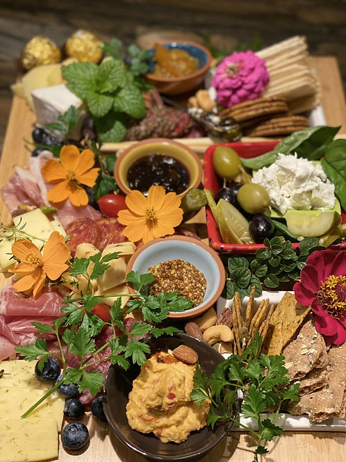 Charcuterie Board for 2
