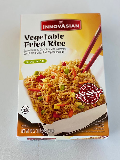 Rice - Vegetable Fried Rice