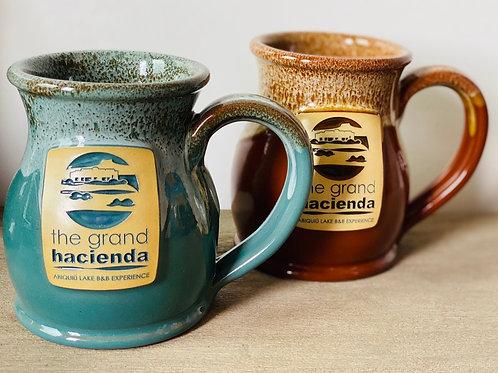 Mugs - Custom Grand Hacienda Mugs by Deneen Pottery