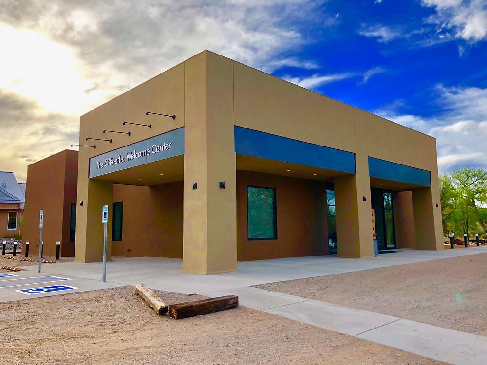 Georgia O'Keeffe Welcome Center, Abiquiu, NM