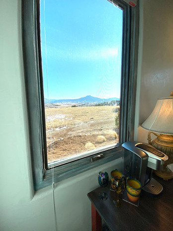 Georgia O'Keeffe Room View