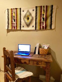 Abiquiú Lake Mesa Writing Desk