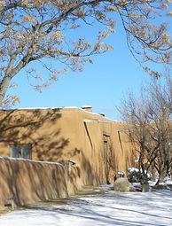 Georgia O'Keeffe's House Abiquiu