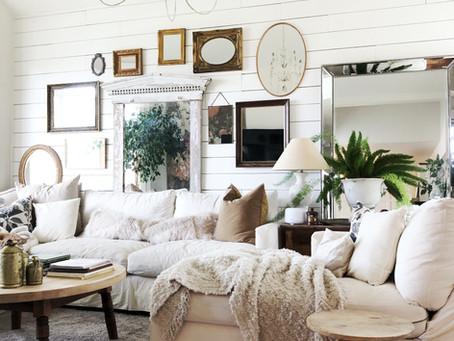 a family room redesign design plan