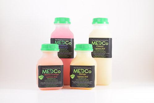 THC Lemonades - MedCo The Healing Community