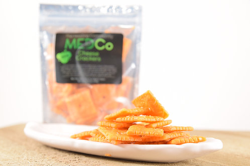 50mg Cheese Crackers - MedCo The Healing Community