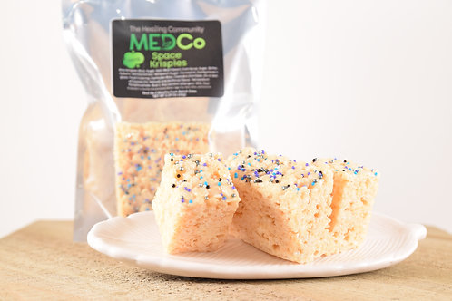 100mg Space Krispies - MedCo The Healing Community