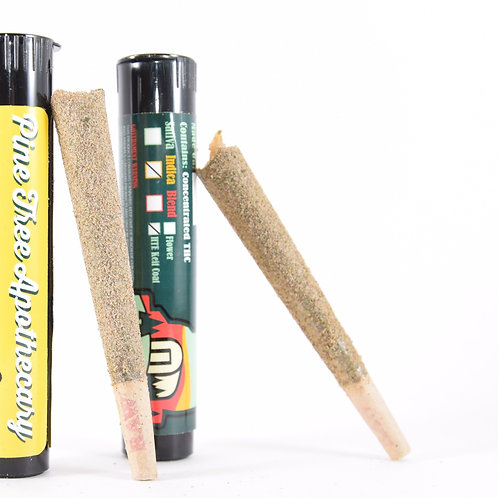 Tropicana Cookies Pre Roll - Pine Tree Apothecary