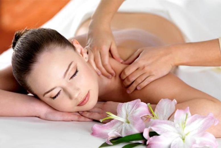 45 Minute Back, Neck & Shoulder Massage