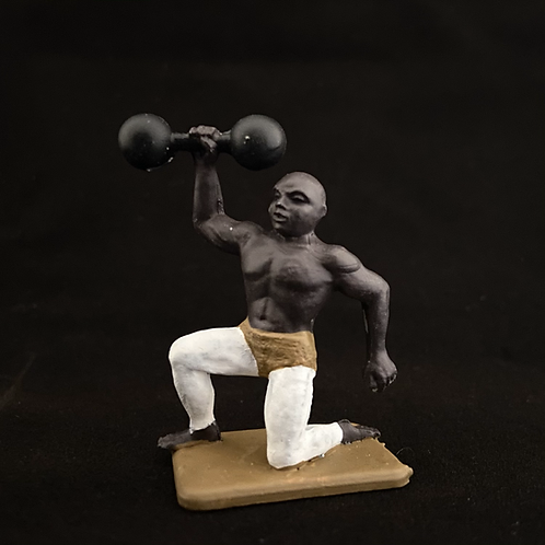 C5. Kneeling Strongman