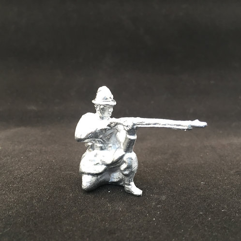 No 42-French Infantry in Helmets