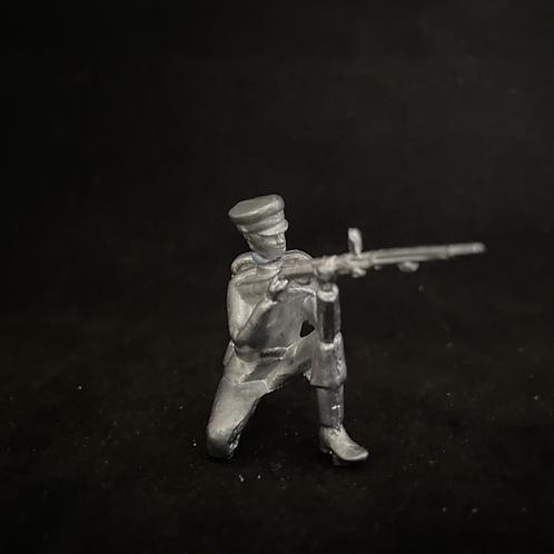 AGWBG5Bulgarian/Greek  Infantry Kneeling and Standing Firing (12 figure unit)