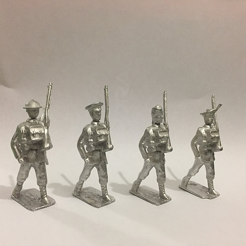 WW1/Service Dress British/Empire Marching Infantry.
