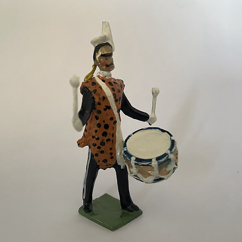 RB12Lancer Tenor Drummer (Animal Skin Apron)