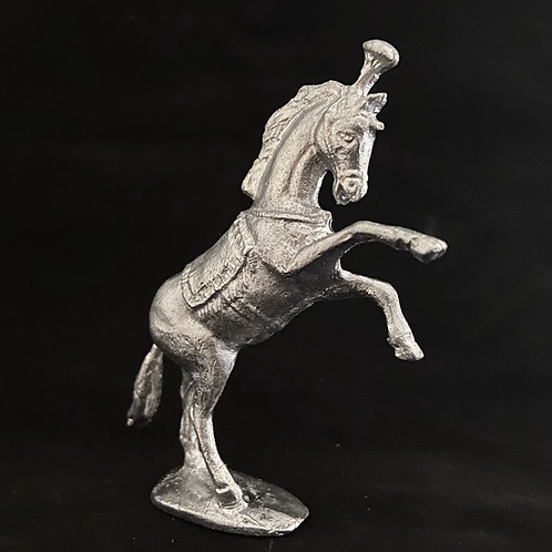 C30. Prancing Circus Horse