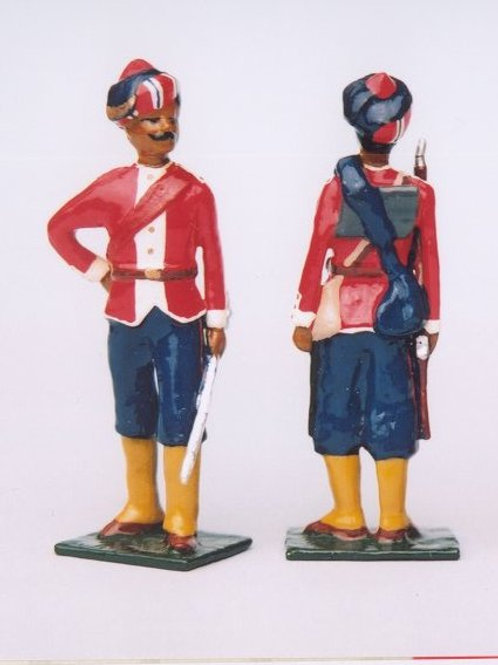 INDIAN ARMY SET 07. 1st Madras Pioneers