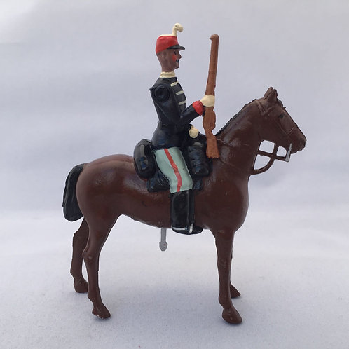 308 Mounted Belgian cavalry (Chasseur) Standing Horse