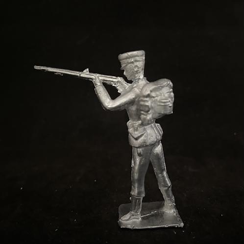 AGWBG.8Bulgarian/Greek  Infantry Standing Firing (12 figure unit)